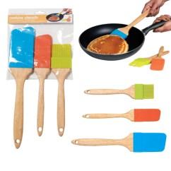 Kitchen Utensil Set Bridge Faucets Paint Brush Cooking - $12.95 : Funslurp.com, Unique ...