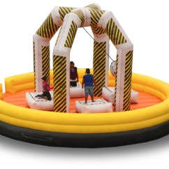 Inflatable Chairs For Adults Small Vintage Chair Wrecking Ball - Fun Source