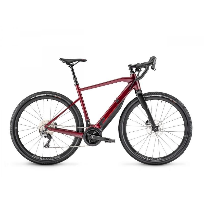Vélo gravel électrique Moustache Bikes Dimanche 29.5 500