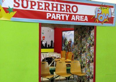 Funsters Burslem Party Area
