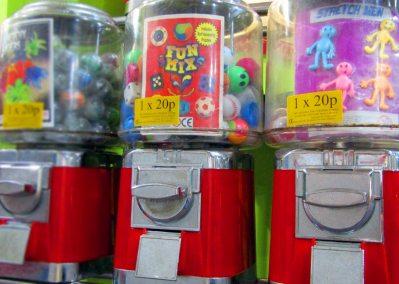Funsters Burslem Confectionery Machines