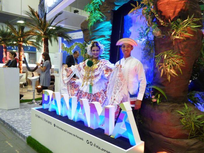Panama auf der Tourismus Börse 2017 in Berlin