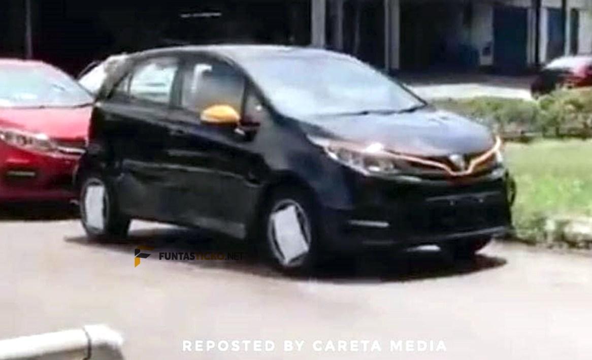 Foto bocor Proton Iriz SE 2020