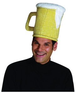 Foam Beer Hat