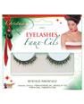 Christmas eyelashes #1