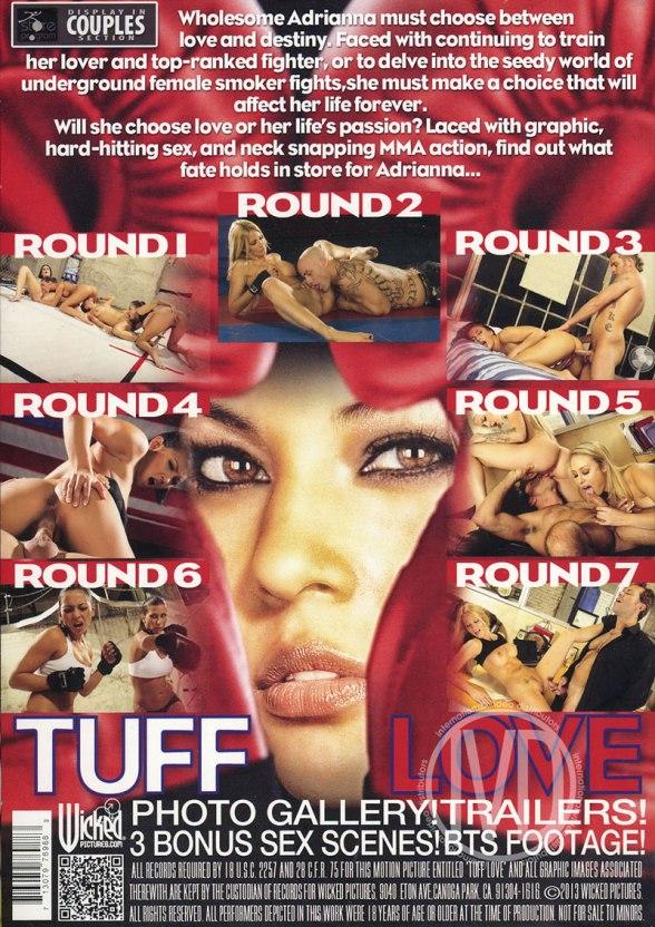 Tuff Love back cover