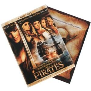 Pirates DVD Cover