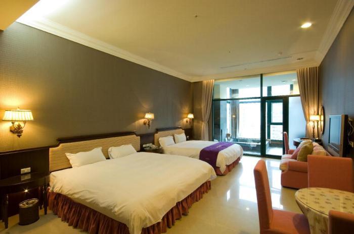 礁溪心曠神怡溫泉渡假飯店