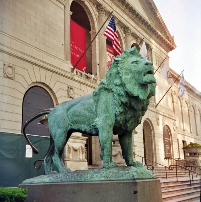 芝加哥美術館 (The Art Institute of Chicago)