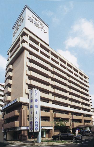 東橫INN東京東西線西葛西 (Toyoko Inn Tokyo Tozai-Sen Nishi-kasai)