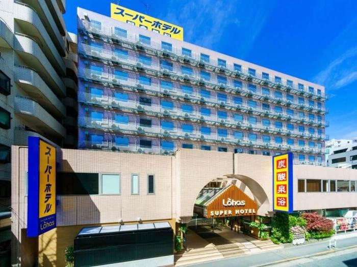 Lohas池袋站北口超級酒店 (Super Hotel Lohas Ikebukuro-Eki Kitaguchi)