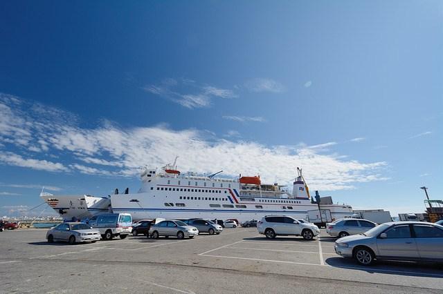 澎湖交通-搭船