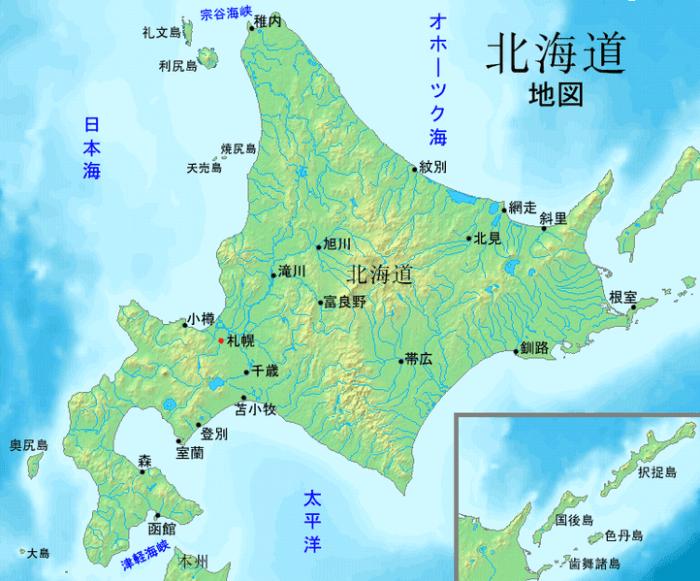 Hokkaidomap-jp