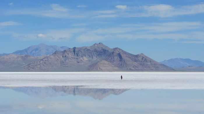 美國 博納維爾鹽湖