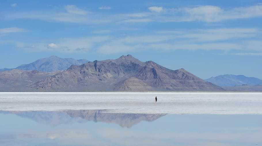 博納維爾鹽湖