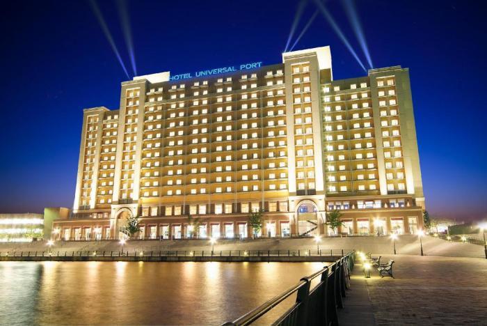 環球影城港灣酒店