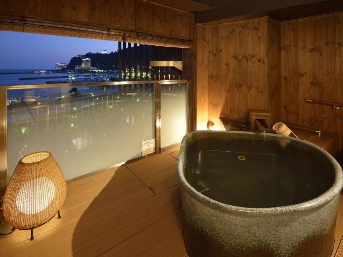 熱海海濱spa度假酒店