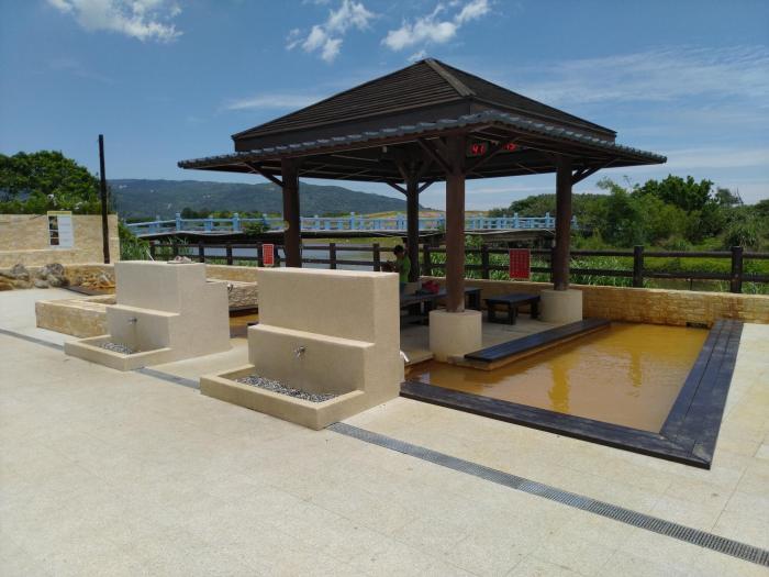 磺港社區公共浴室