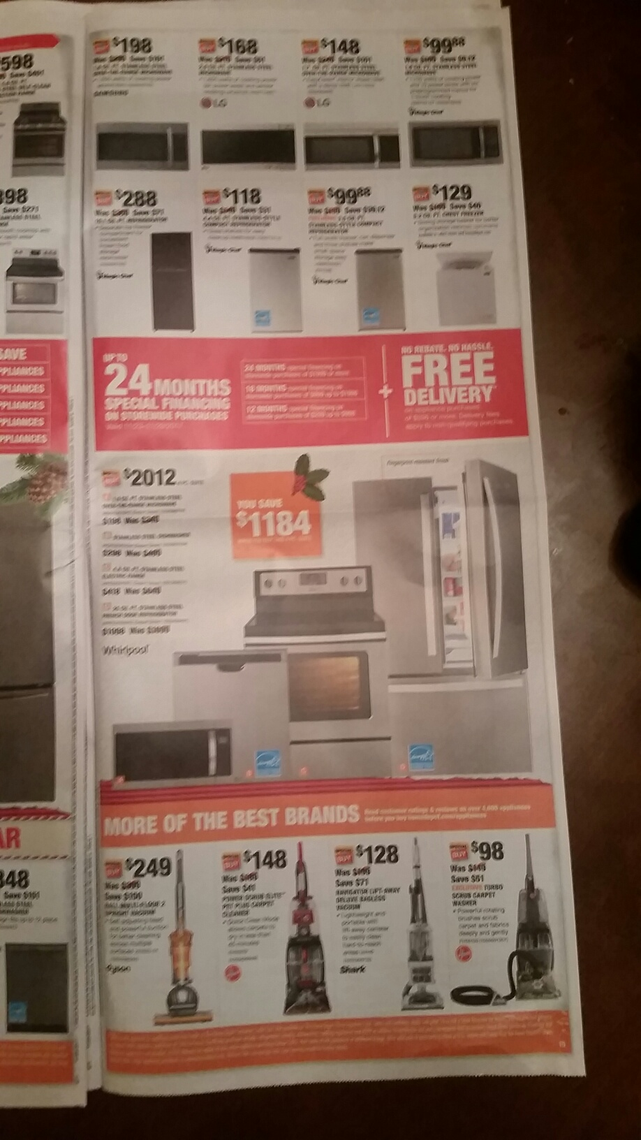 Home Depot Black Friday 2019 Ad  Smart Home Kitchen Appliance Vacuum Tool  Cyber Monday