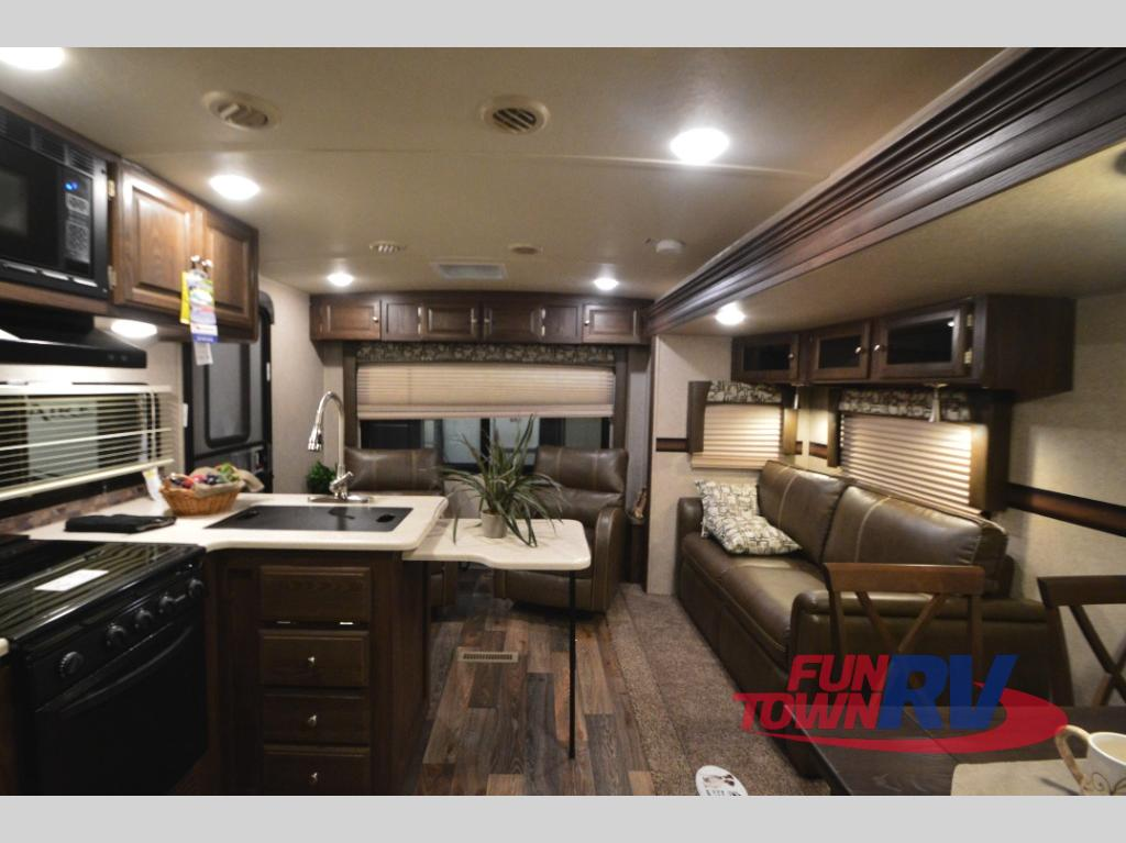 aluminum kitchen chairs window coverings forest river rockwood ultra-lite travel trailers: ...