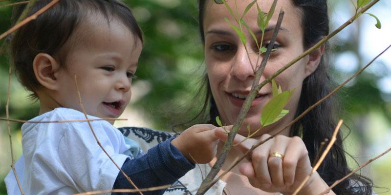 Qual A Idade Mínima Para A Criança Brincar Com A Natureza?