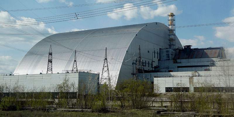 A Ucrânia Encontrou O Uso Perfeito Para Sua Terra Radioativa De Chernobyl: Geração De Energia Solar