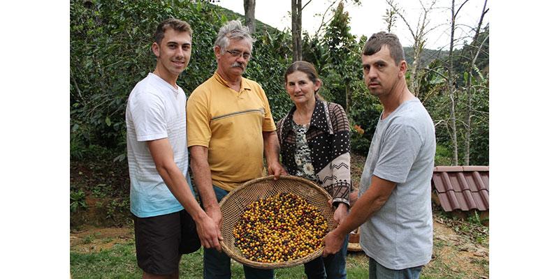 Intoxicação Leva Produtores Do ES A Descobrirem Qualidade De Vida Longe De Agrotóxicos