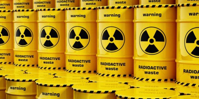 Vidro Que Armazena Lixo Nuclear Está Se Dissolvendo