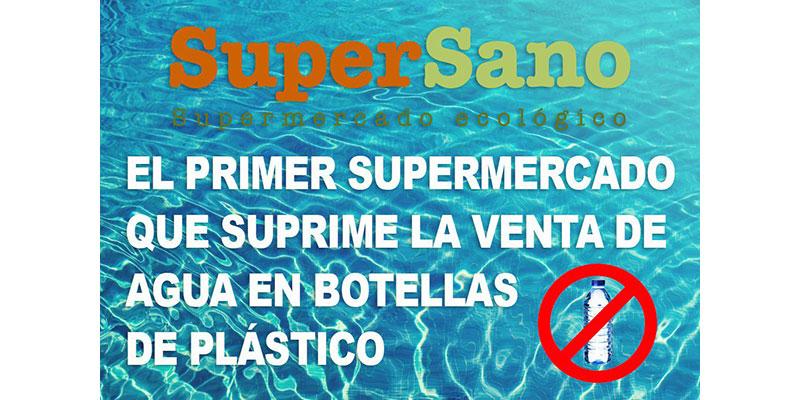 Supermercado Espanhol Deixa De Vender Garrafas De água De Plástico