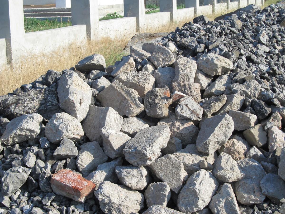 O Resto De Madeira Torna O Concreto Reciclado Mais Forte Do Que O Original