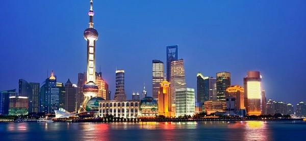 Crescimento De Xangai Na China E O Impacto Ambiental