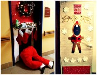 Best Door Decoration Inspiration For Kids At Christmas