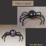 Styrofoam Spider