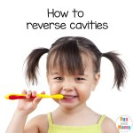 How I Plan to Remineralise and Strengthen My Kids Teeth
