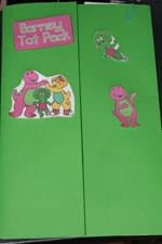 Barney Toddler Pack