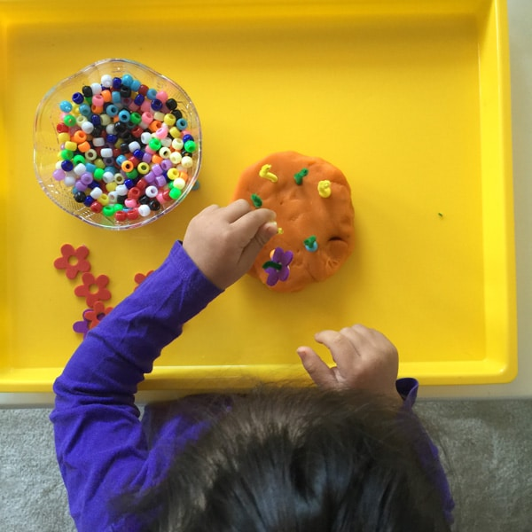 spring activity for toddler and preschool