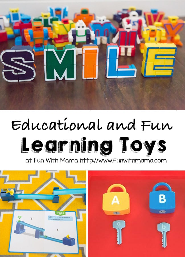 Fun Educational Toys : Educational and fun toys by lakeshore learning
