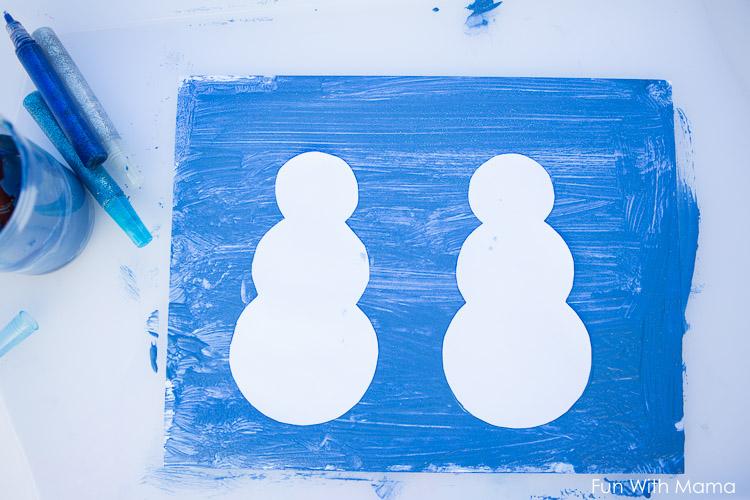 snowman-template
