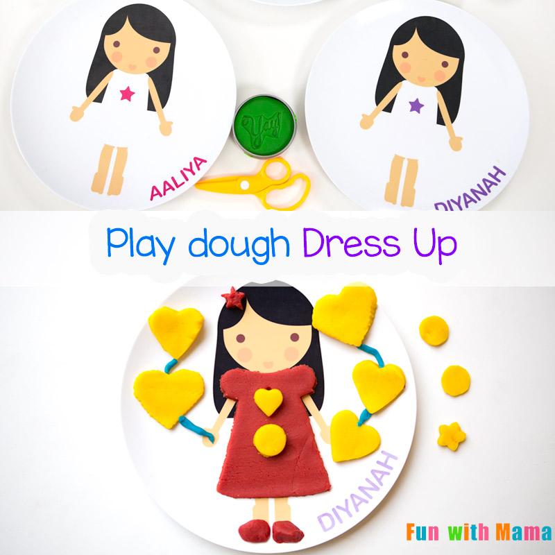 playdough activities for 3 year old