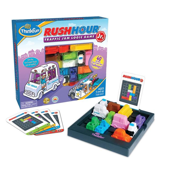 rush hour jr review