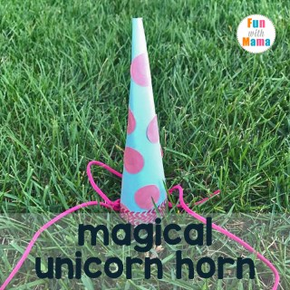 Unicorn Horn Craft