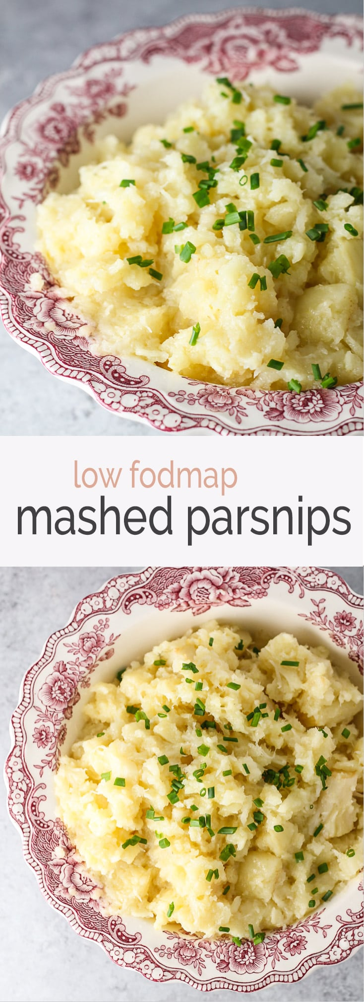 Move over potatoes, these Low Fodmap Mashed Parsnips are ready to shine. This simple and scrumptious side dish is a delicious way to get a healthy dose of starchy carbs.