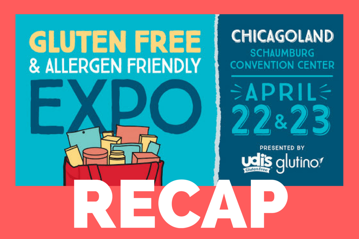 2017 Gluten Free and Allergen Friendly Expo Recap
