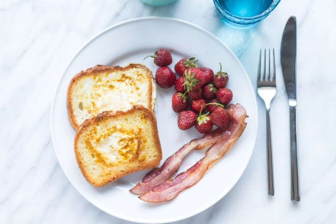 Low Fodmap Toad in a Hole