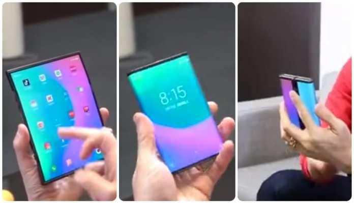 🎖▷ A folding Xiaomi similar to the Motorola Razr arises in patent »ERdC -