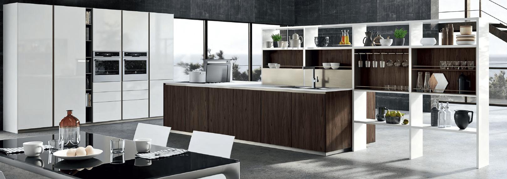 Cucine Moderne Aran e Lube a Latina  Fuoco Centro Cucine