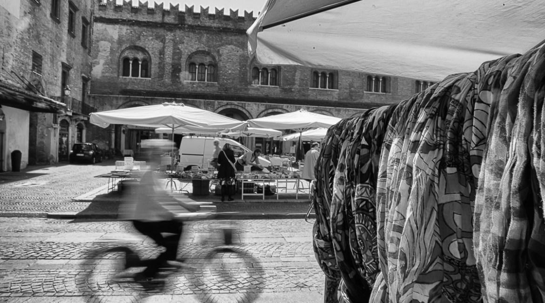Mantova, estemporanee in bianco e nero ©FuoriFuoco.it
