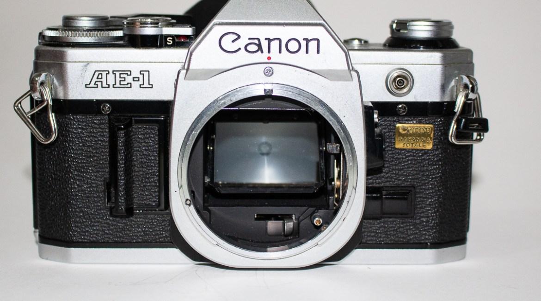 Canon AE-1 @ FuoriFuoco.it