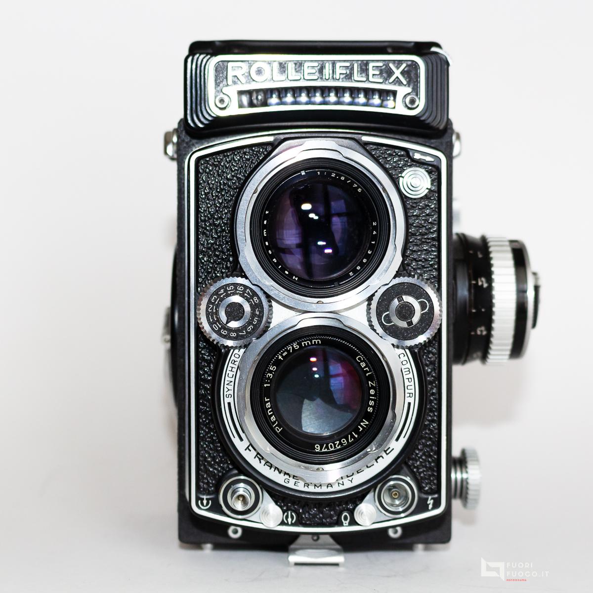 Rolleiflex 3.5F ©FuoriFuoco.it
