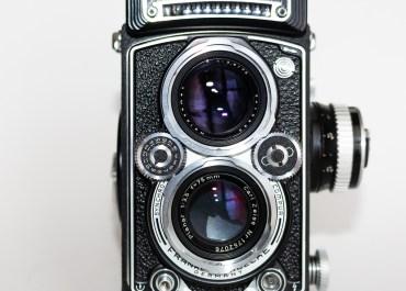 Rolleiflex 3.5 E